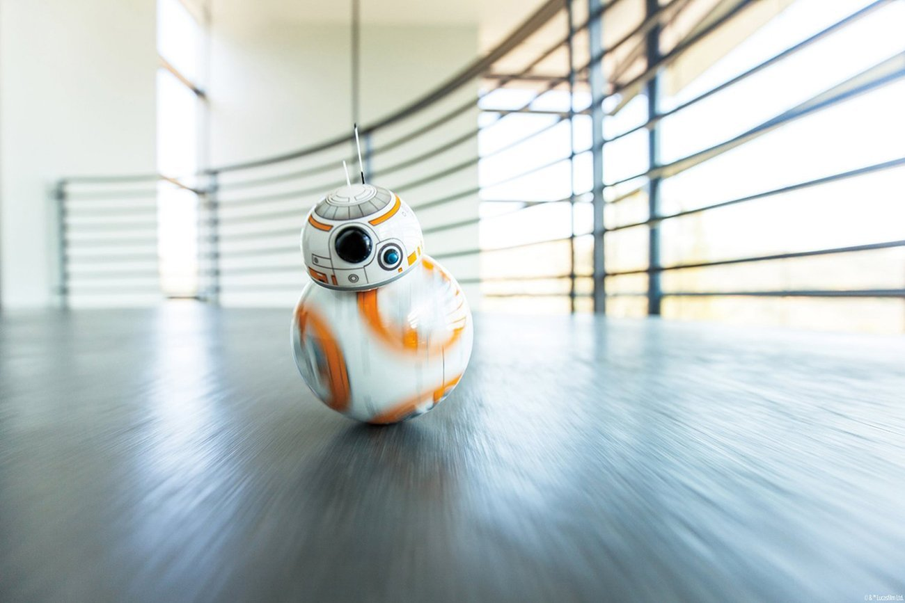 robot star wars bb-8 sphero amazon