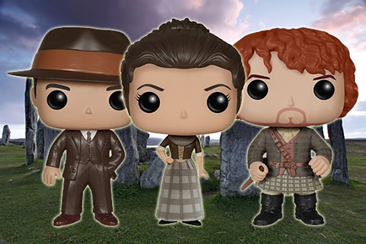 funko pop outlander claire