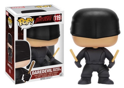 funko pop daredevil mascara