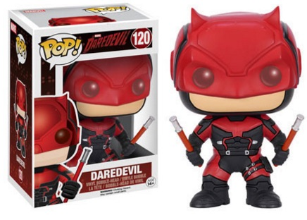 figura pop daredevil