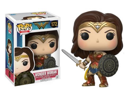172 Wonder Woman funko pop