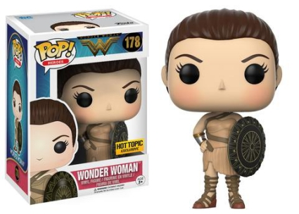 178 Wonder Woman (Amazona) figura funko