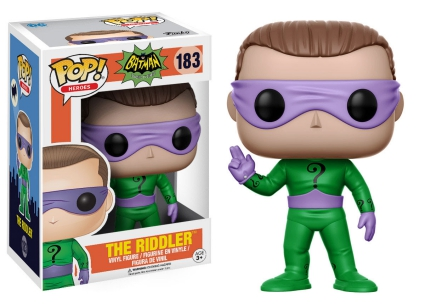 funko pop 183 The Riddler