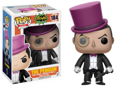 funko pop 184 The Penguin
