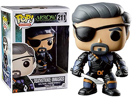 funko pop deathstroke