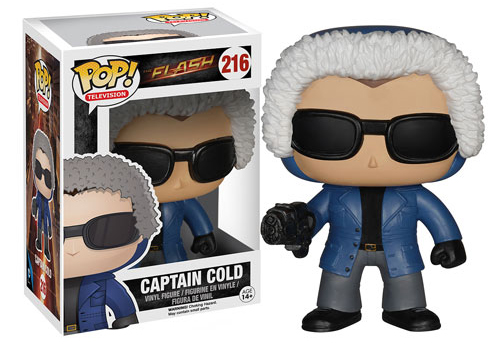 216 Captain Cold