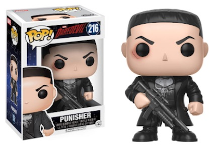 216 Punisher funko pop
