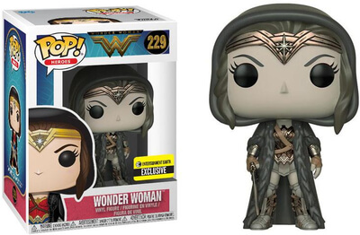 229 Wonder Woman (Diana Cloak) funko