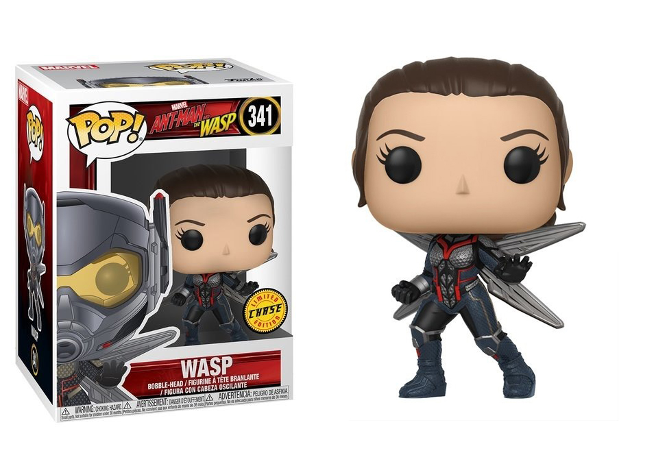 funko pop ant man chase exclusivo
