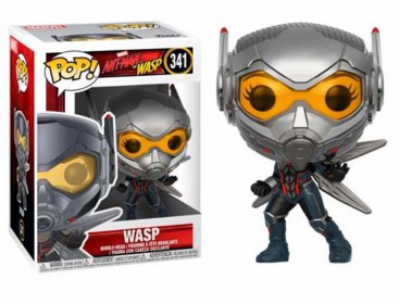 funko pop marvel ant man wasp