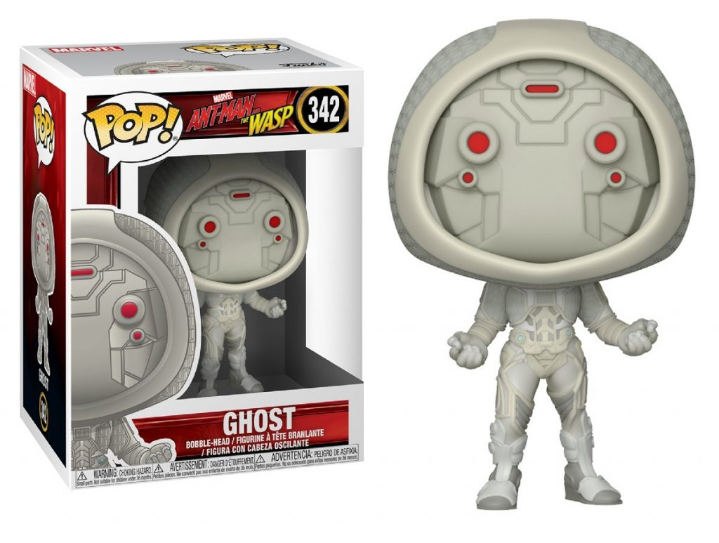 funko pop ant man and the wasp ghost