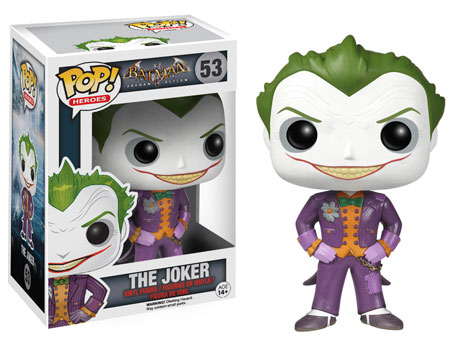 muñeco pop joker