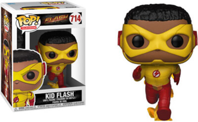 714 Kid Flash funko