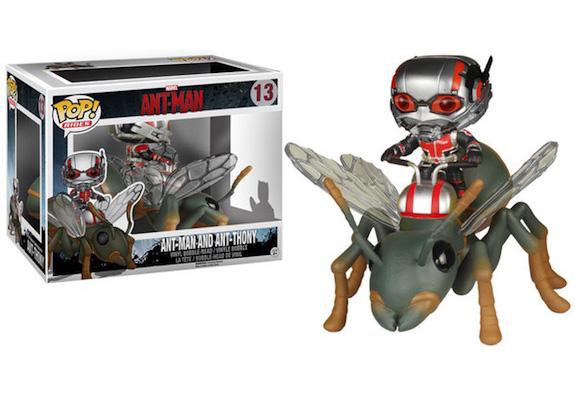 funko pop ant man ride exclusivo