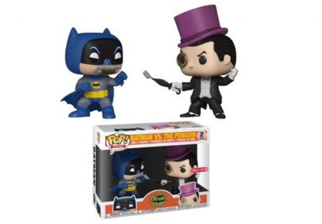 funko pop batman vs penguin