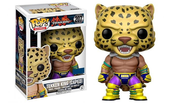 funko pop king tekken