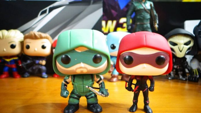 funko pop arrow