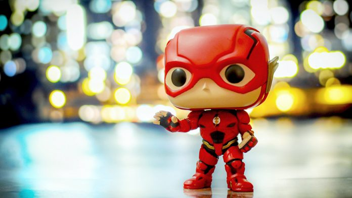 funko pop the flash